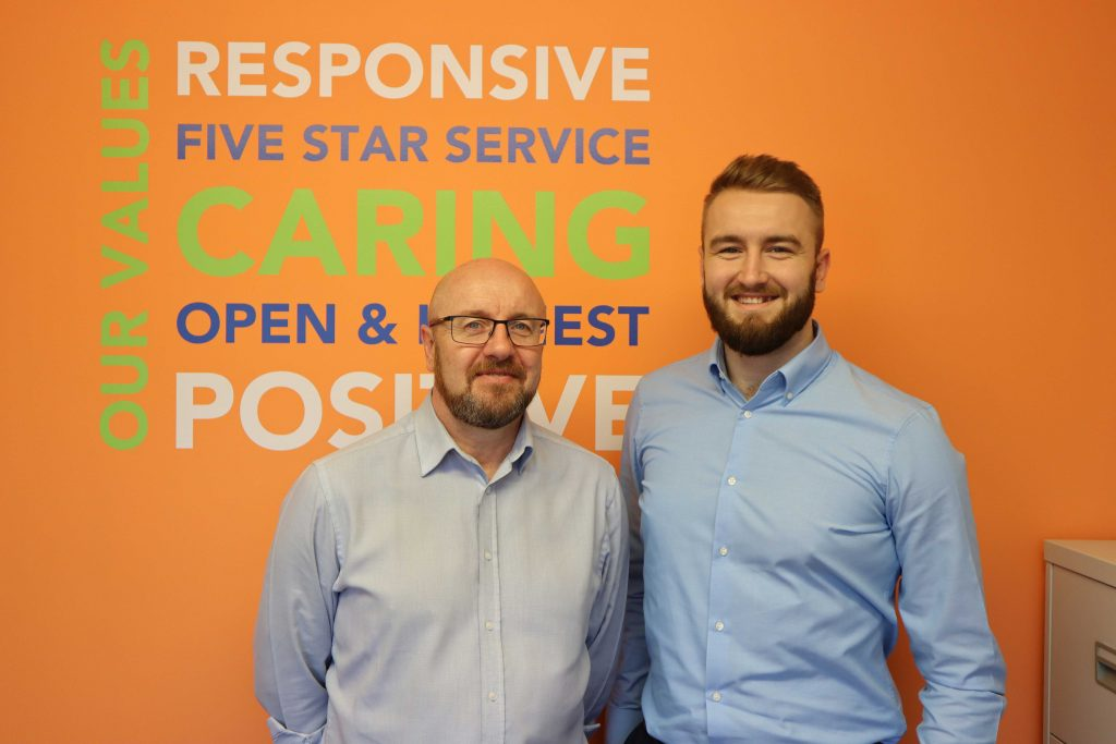 Father & Son Mortgage Advisors in Scunthorpe